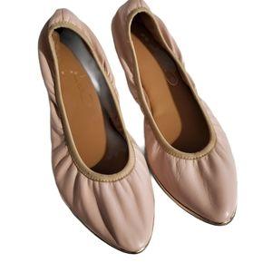 Report Signature Silva Pink Ballet Flats
